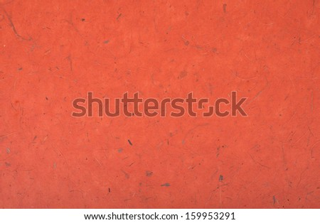 Paper texture or background, red - stock photo
