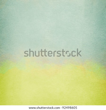 Paper texture water colored - stock photo