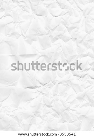 Paper texture white - stock photo