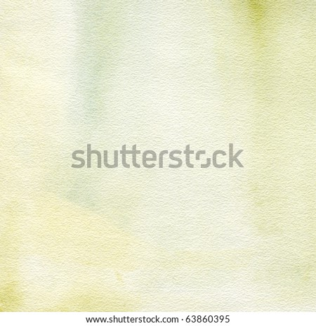 paper watercolor painted background - stock photo