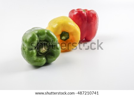 Paprika is a cultivar of the species Capsicum annuum paprika yield different colors, including red, yellow, orange and green peppers are sometimes grouped with less pungent pepper called sweet peppers