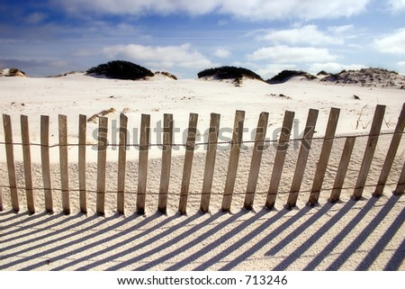 Paradise Beach, Florida USA (exclusive at shutterstock) - stock photo