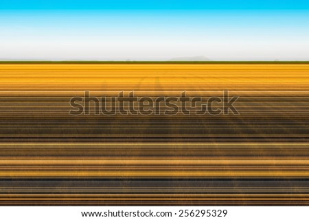 Parallel lines abstract background - stock photo