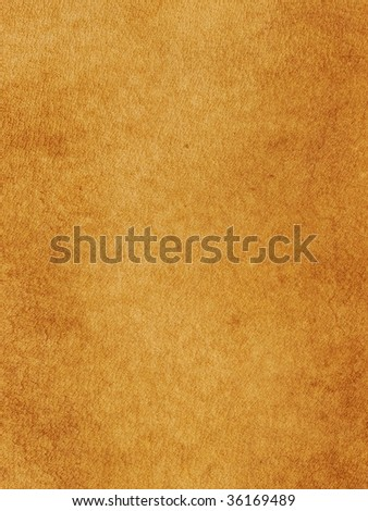 Parchment texture. - stock photo