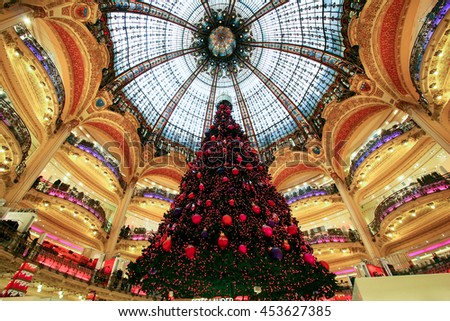 what is the symbol for france for christmas