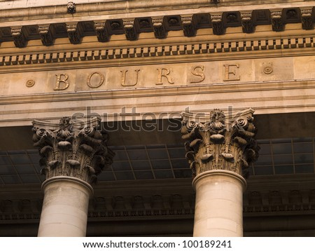Paris France - stock photo