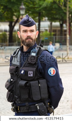 Policeman Stock Photos, Royalty-Free Images & Vectors ... Inspector Silhouette