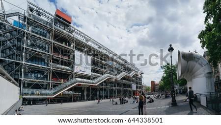 stock-photo-paris-france-june-people-wal