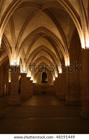Paris, France, La Conciergerie