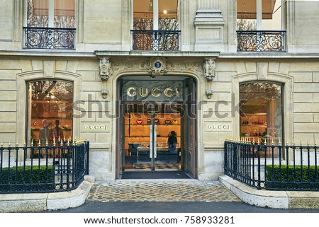 gucci store stock images royalty free images vectors shutterstock. Black Bedroom Furniture Sets. Home Design Ideas