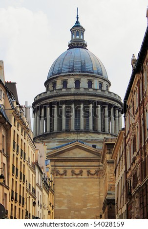 Paris - Le Pantheon