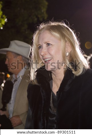 PARKER, TX – NOVEMBER 8: Susan Howard aka 'Donna Culver Krebbs' attends the 30th Anniversary Reunion of the TV show 'Dallas' at Southfork Ranch on November 8, 2008 in Parker, Texas