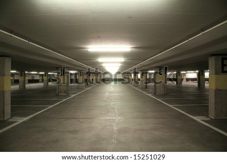 parking - stock photo