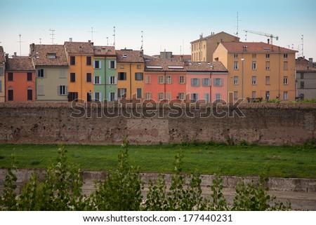 Parma, Italy - stock photo