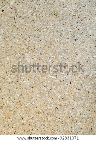 Particle board background - stock photo