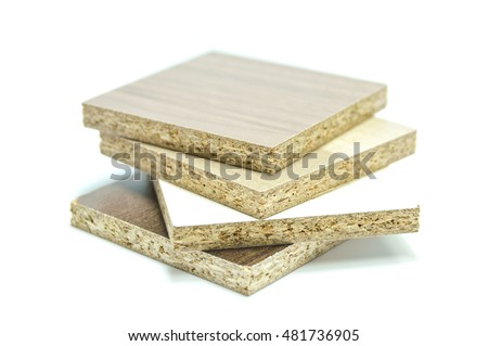 particle board wood