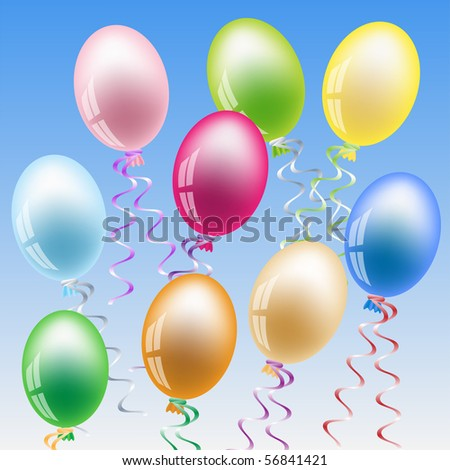 Party balloon