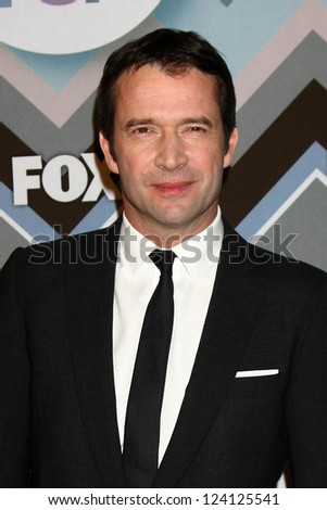 PASADENA, CA - JAN 8:  James Purefoy attends the FOX TV 2013 TCA Winter Press Tour at Langham Huntington Hotel on January 8, 2013 in Pasadena, CA - stock photo