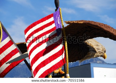 Usa Flag Us Army Stock Photo 417541462 Shutterstock