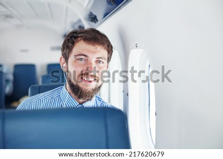 passenger - stock photo