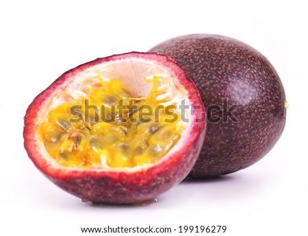 Passiflora - stock photo