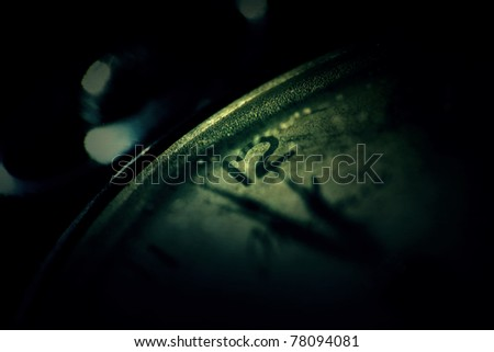 Passing Time - stock photo