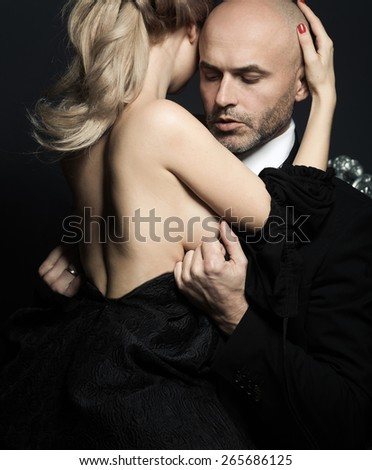 Passion - stock photo