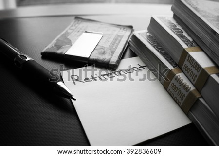 Passive Income Stock Photo
