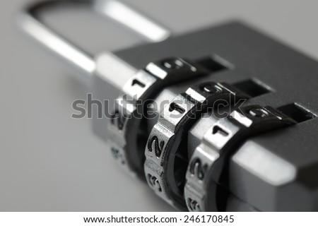Password - stock photo