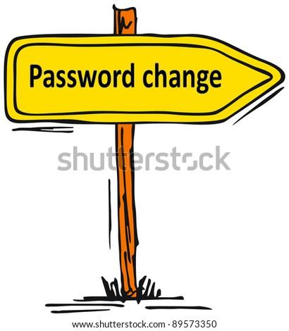 how to change photo vault password