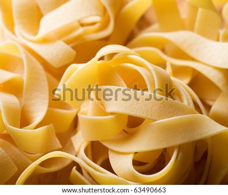 Pasta background.Selective Focus - stock photo