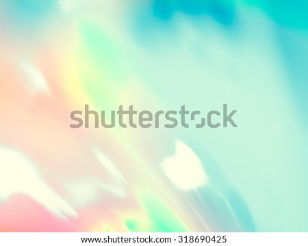 Pastel abstract background. Completed in delicate floral spring joyful palette. Very blurry textures. - stock photo
