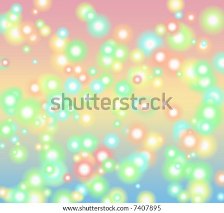pastel background - stock photo