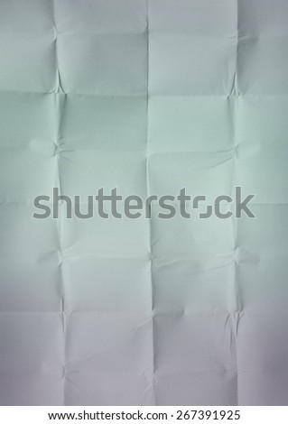Pastel background paper folded texture - stock photo