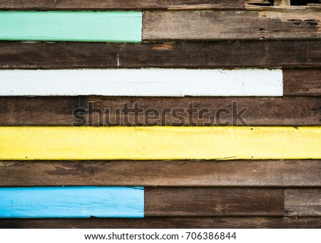 Pastel Color Green Yellow White Blue Stock Photo (Royalty Free ...