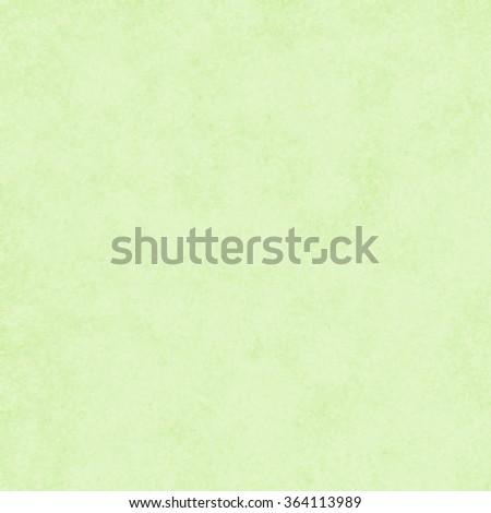 pastel green paper background illustration, spring or Easter background - stock photo