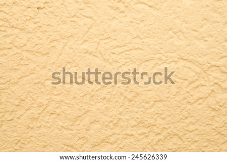 Pastel peach, pastel color painted wall texture background