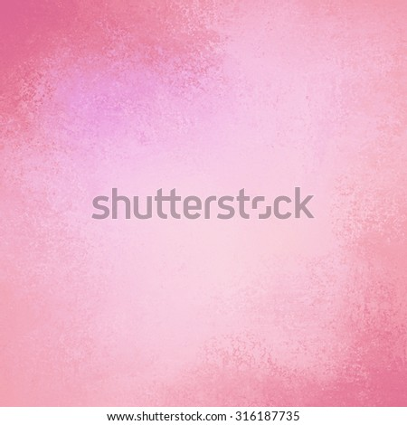 pastel pink and purple background with textured border - stock photo