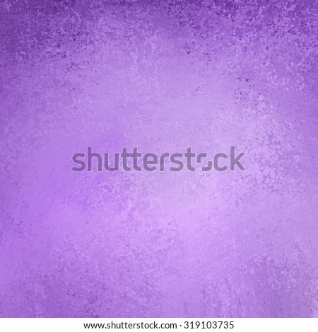 pastel purple background or paper with elegant distressed vintage grunge borders - stock photo
