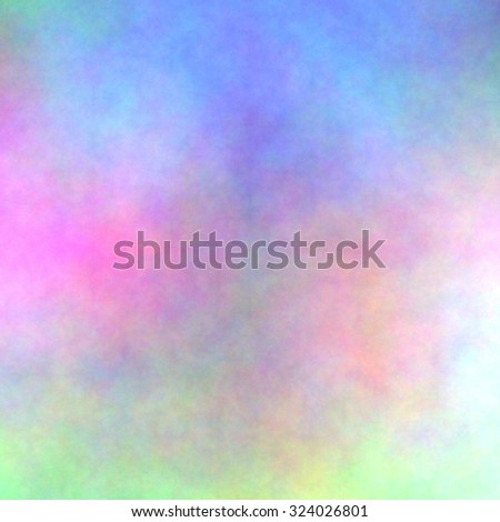 pastel watercolor background - stock photo