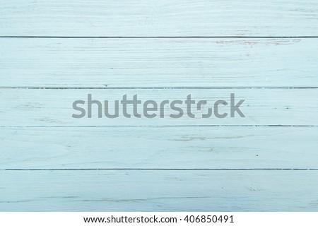 pastel wood planks texture background - stock photo