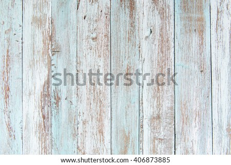 pastel wood planks texture background - stock photo