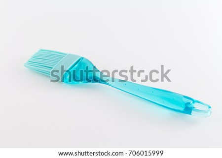 Pastry Brush Cake Brush Baking tool for Cake and Pie and Pastry isolated on white background