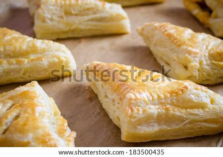 Pasty - stock photo