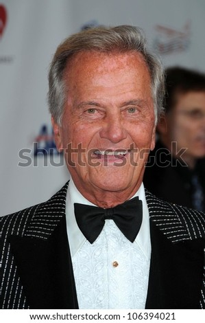 Pat Boone  at the 2009 Musicares Person of the Year Gala. Los Angeles Convention Center, Los Angeles, CA. 02-06-09