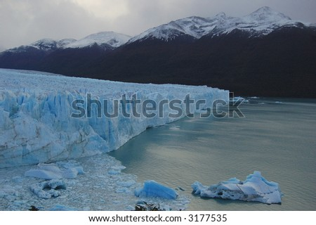 Patagonian Ice-Fields