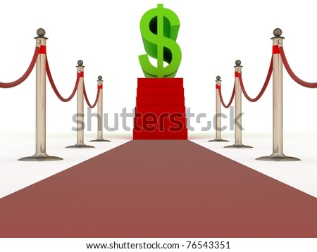 Path to sign dollar