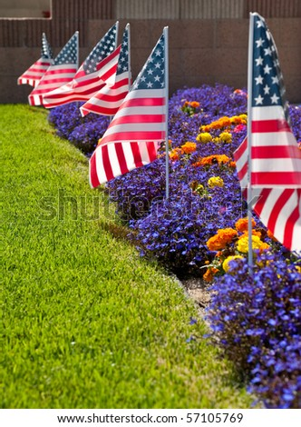 Patriotism - stock photo