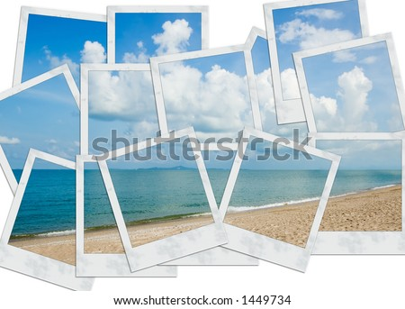 Pattaya Beach, Thailand - stock photo