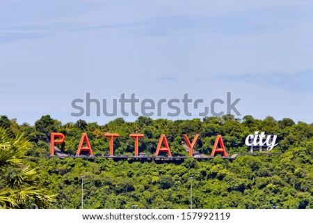 PATTAYA THAILAND - stock photo